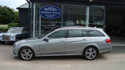 Mercedes- Benz E220 CDI SE 7G-Tronic Plus Estate 2013