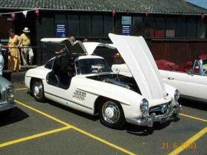 classic mercedes-benz cars ipswich
