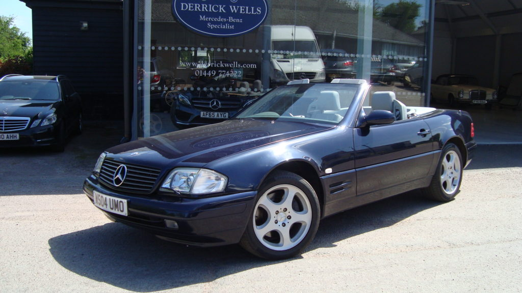 Mercedes-Benz SL 320 Convertible