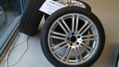Genuine Mercedes-Benz Alloys with Pirelli Sottozero 240 MO Winter Tyres