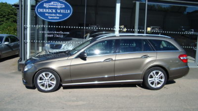 Mercedes-Benz E350 CDI BlueEfficiency Avantgarde Tip Auto 2010