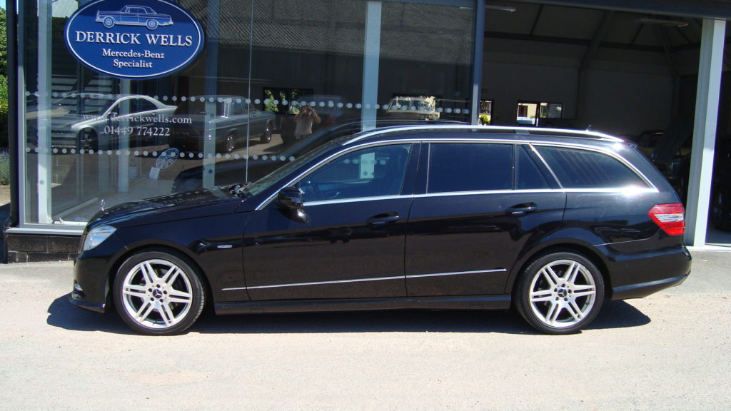 Mercedes-Benz E250CDI BlueEFF Sport Edition 125 Estate 2011