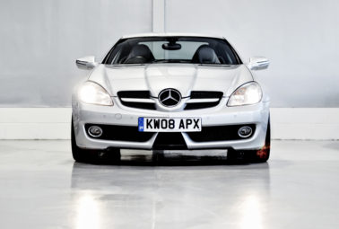 Mercedes-Benz SLK 200 Kompressor Convertible Auto 2008