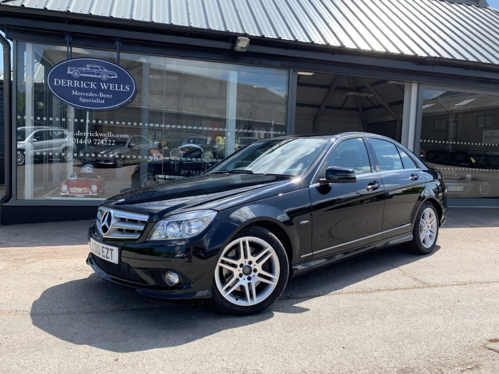 Mercedes-Benz C350 BlueEff Sport Saloon 2010