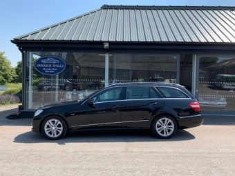 Mercedes-Benz E350 CDI BlueEfficiency Estate