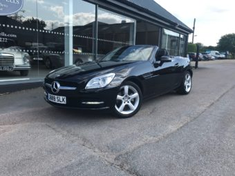Mercedes-Benz  SLK 200  BlueEfficiency Convertible