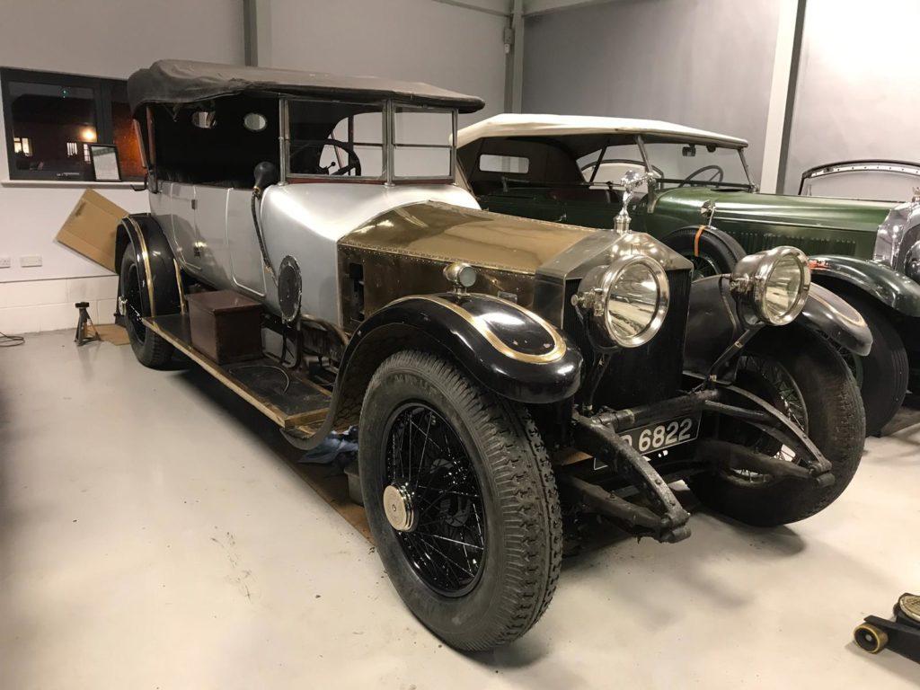 1923 Rolls-Royce 40/50HP Silver Ghost